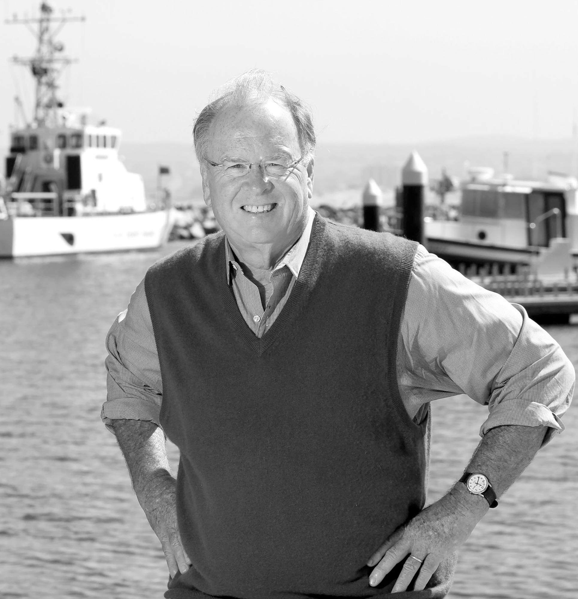 Former Rep. Sam Farr