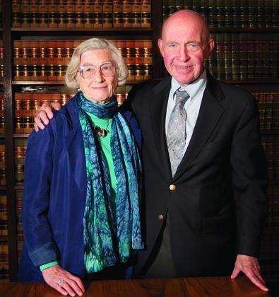 Image of Rod and Sue Dewar