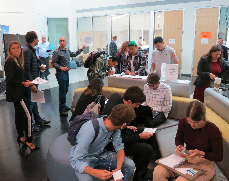Startup Challenge Participants