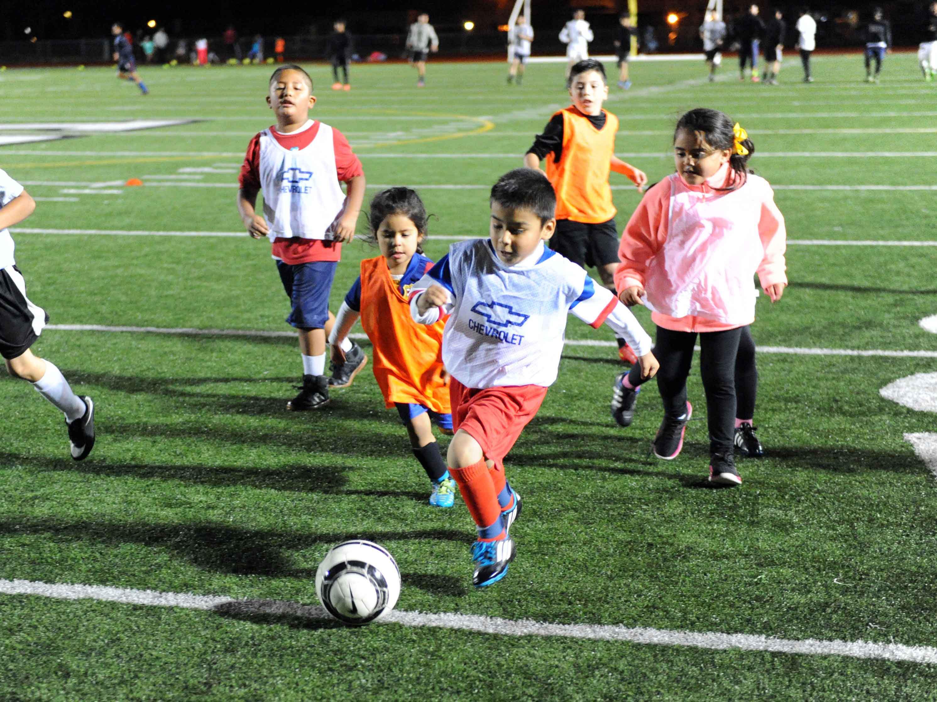 The César Chávez Fútbol Academy