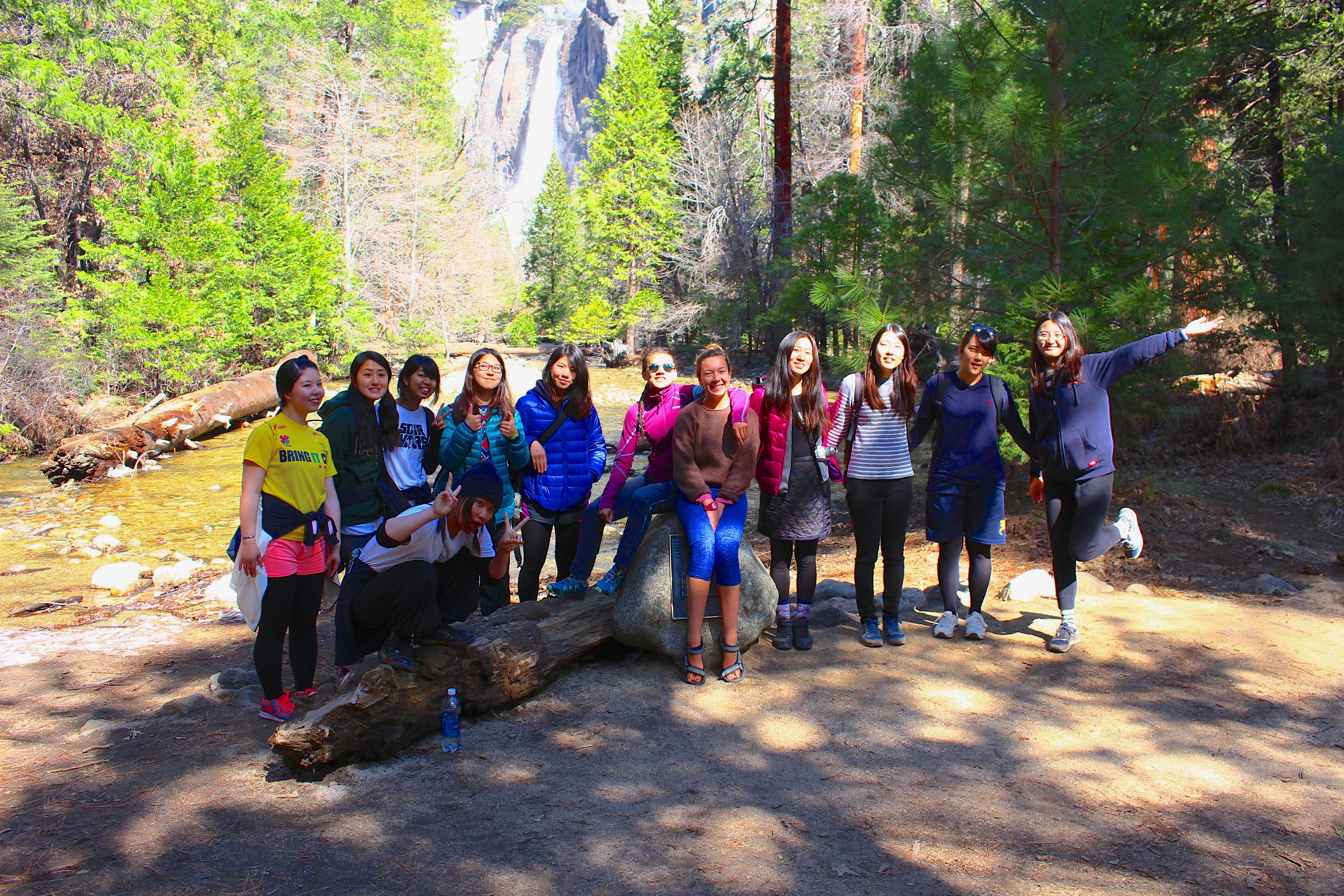 Yosemite Excursion