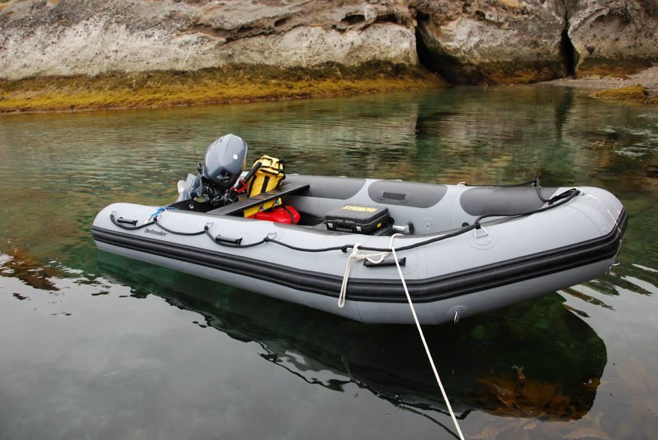 Boat at Catalina Island.