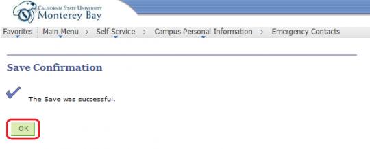 OASIS Screenshot