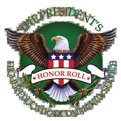 White House President's Award for Community Service in Higher Education