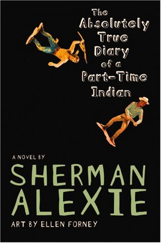 Sherman Alexie book cover