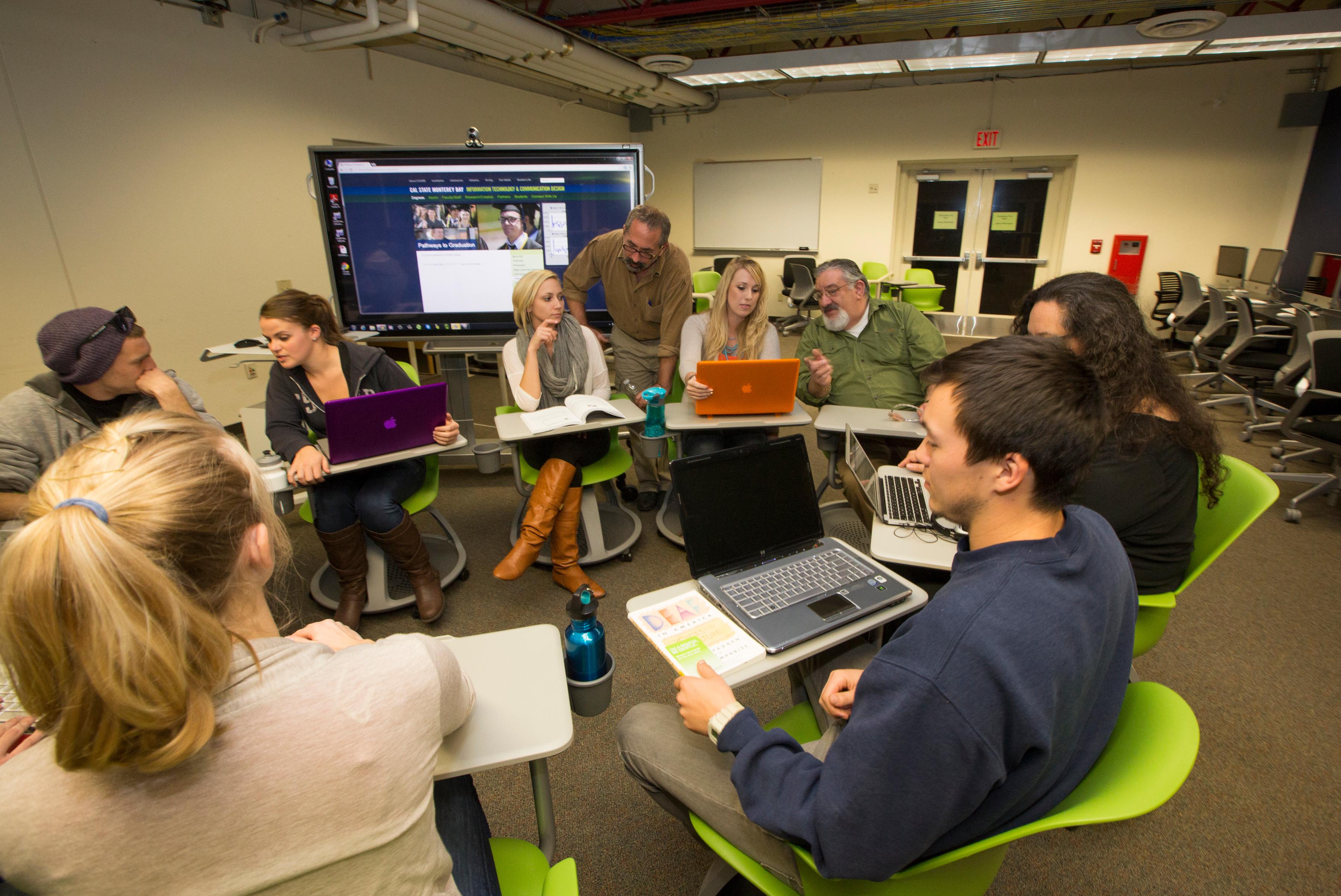 CSUMB Classroom