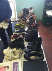 American Medical Student Association's Shoe Donation