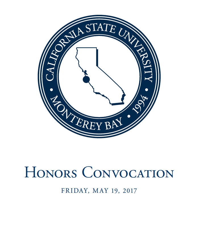 Honors Convocation Logo