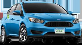 Zip Car Photo