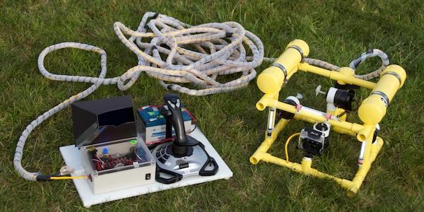 Catalia ROV system