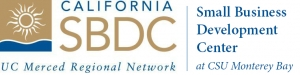 California Small Business Development Center logo