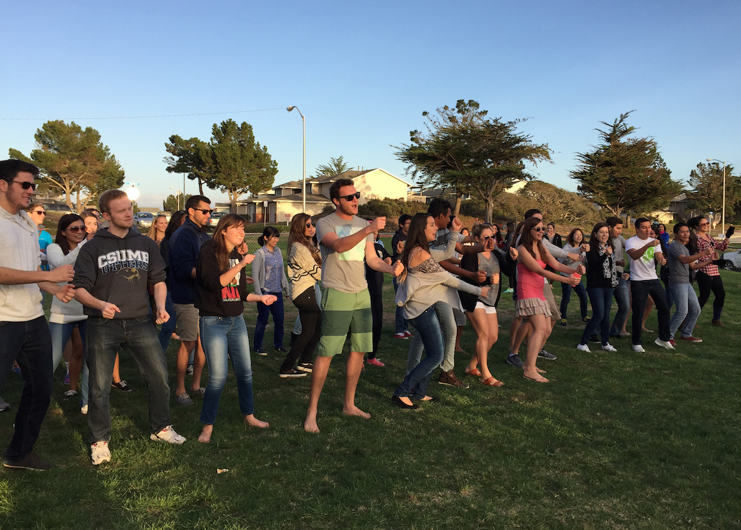 ALCP Student Picnic Fall 2014