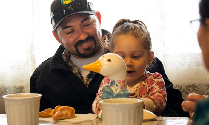 """The connection of Perez's farm to families in the Salinas Valley is a powerful one. """"Our members know our family. They know the farmer that grows their food, and our fruits and vegetables taste good,"""" he says. """"They want to feed their kids good food with no chemicals or pesticides."""""""