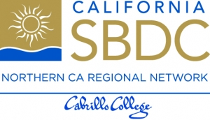 Santa Cruz California Small Business Development Center logo