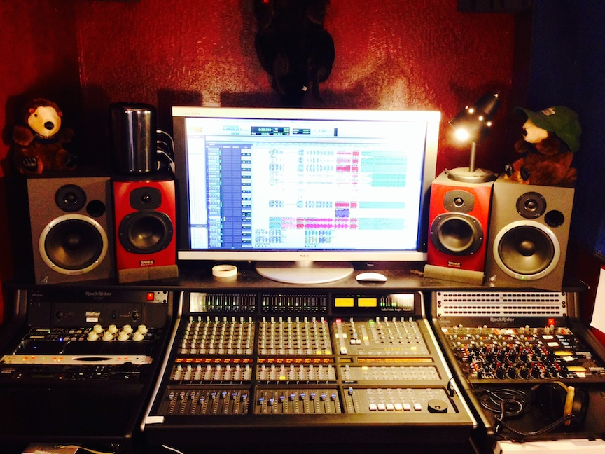 Studio B - SSL