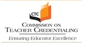 Comission on Teacher Credentialing Logo
