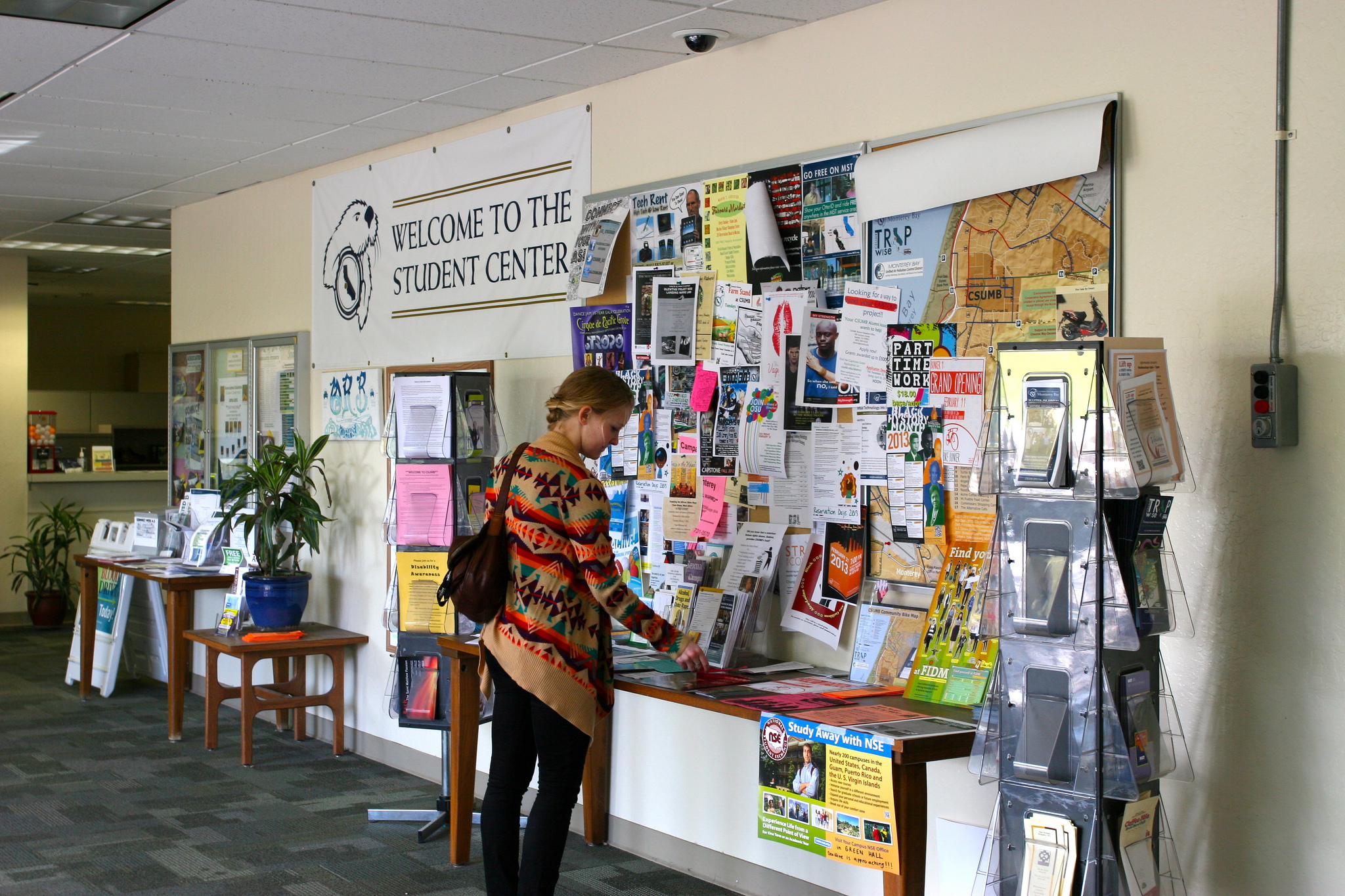 Student Center Lobby