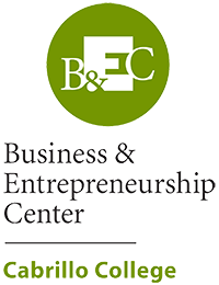 Business Entrepreneurship Center Cabrillo College logo