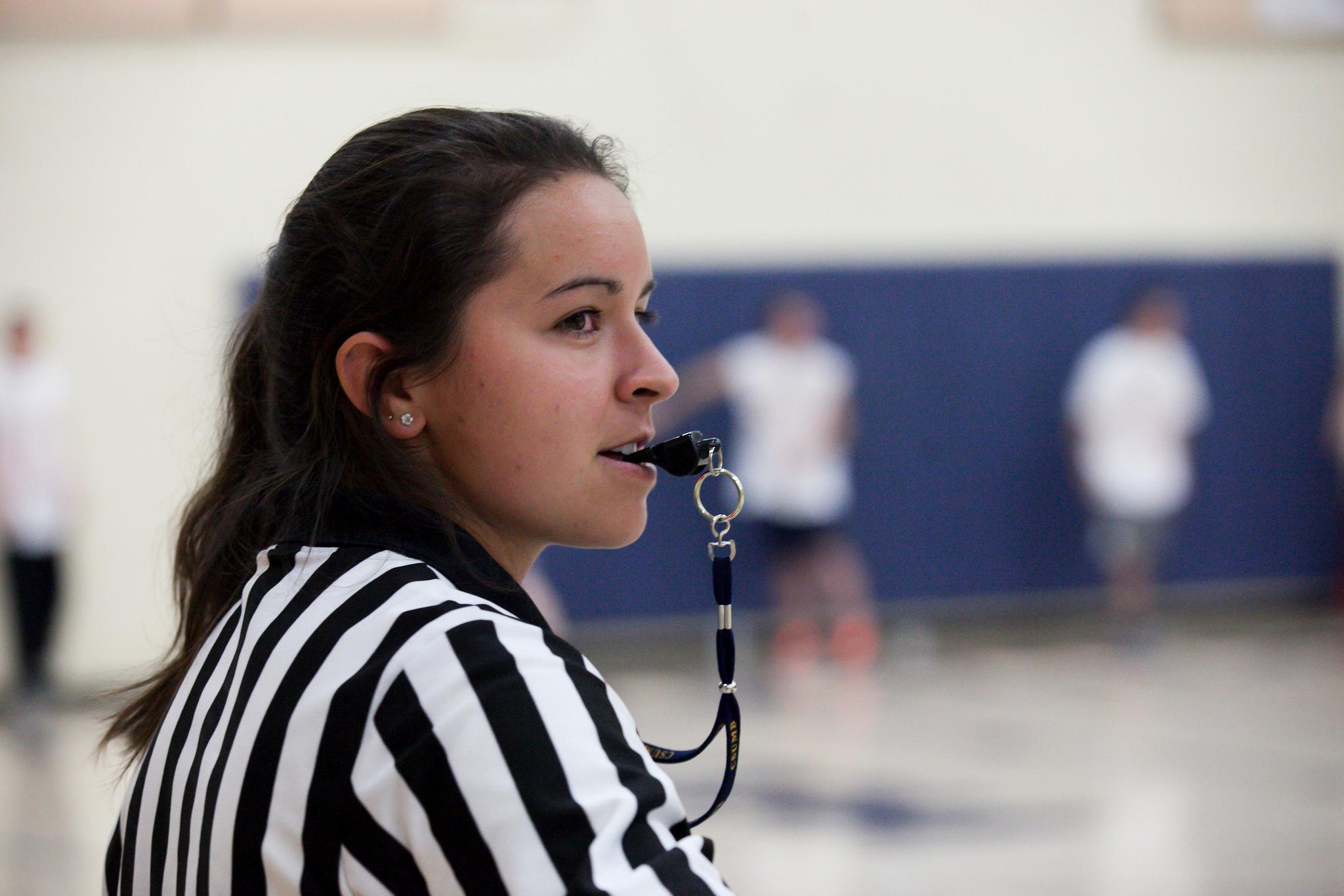 Student referee