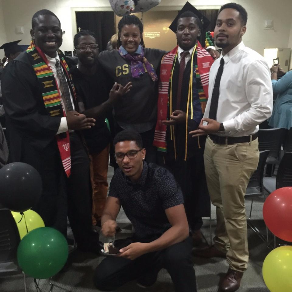 African American Affinity Graduation Celebration
