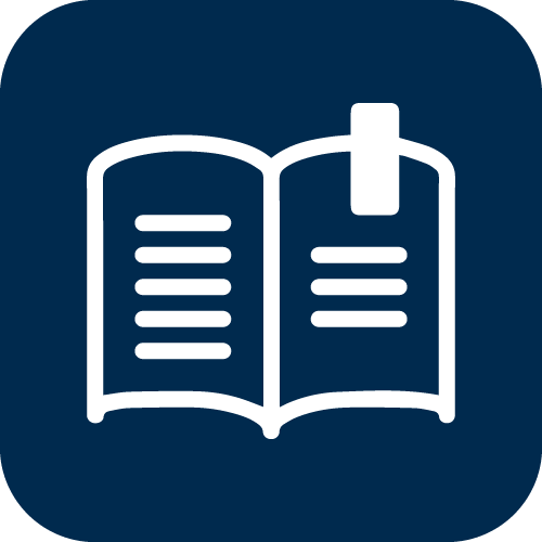 Reading techniques icon