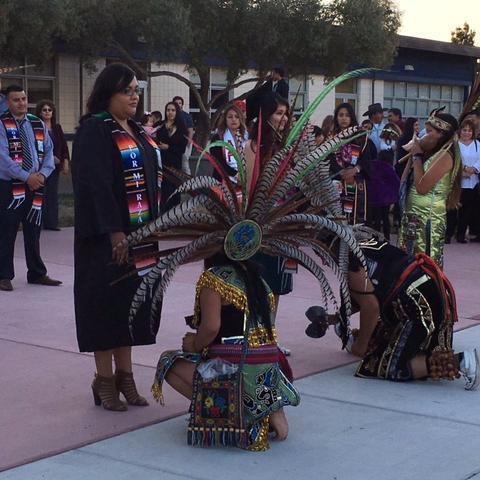 Chicana/o Latina/o Graduation Celebration