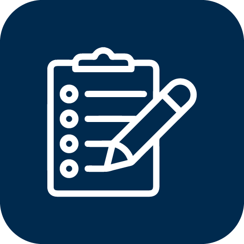 Reading & note-taking strategies icon