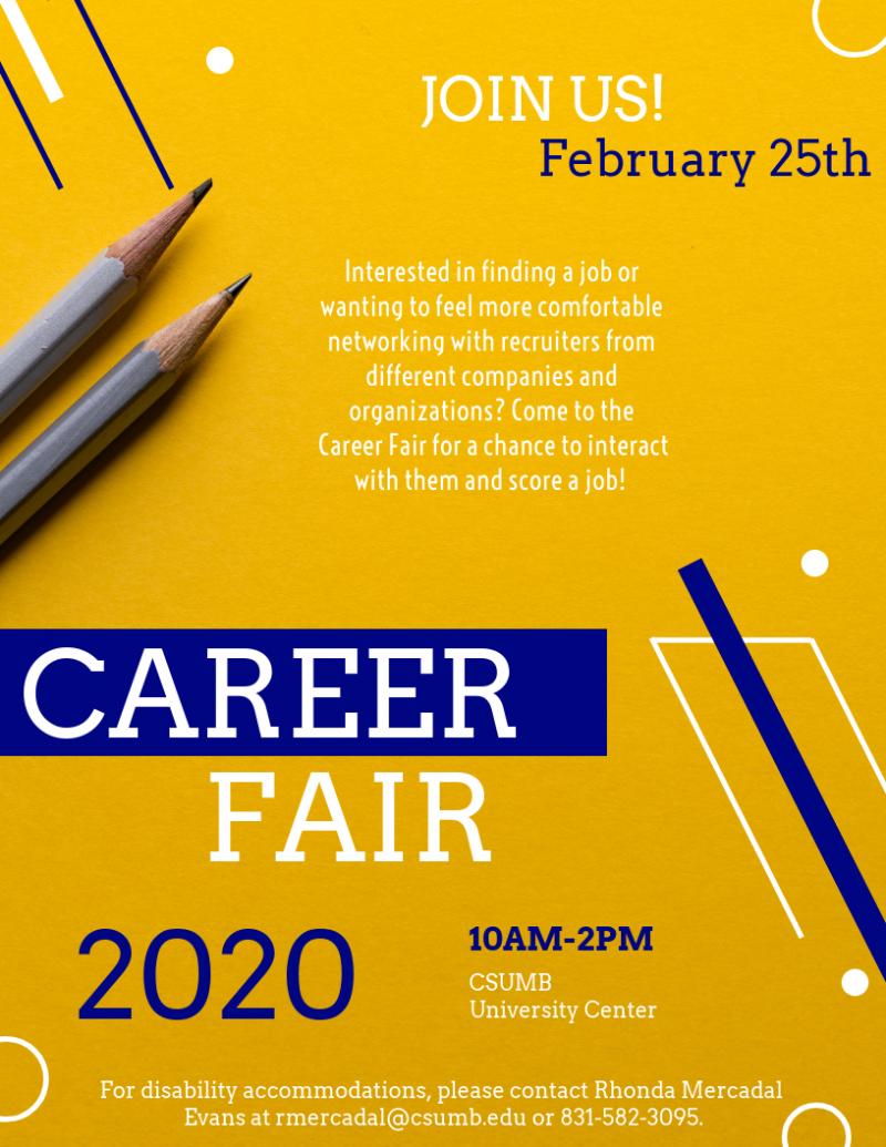 Career Fair 2020
