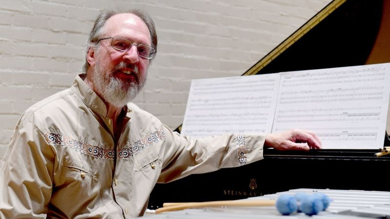 Percussionist and Composer Doug Ovens Guest Talk