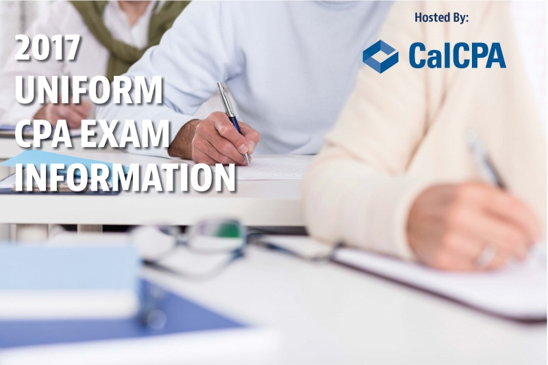 The CPA Exam: A New Look | Cal State Monterey Bay